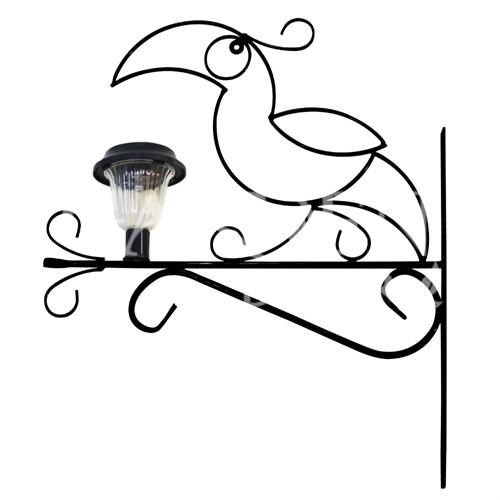 Кронштейн с фонарем