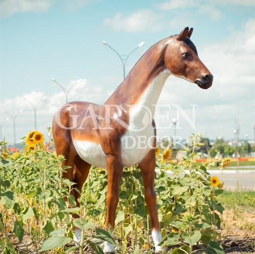 Садовая фигура Конь большой - фото 31859