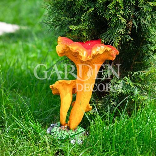 Фигура грибы лисички
