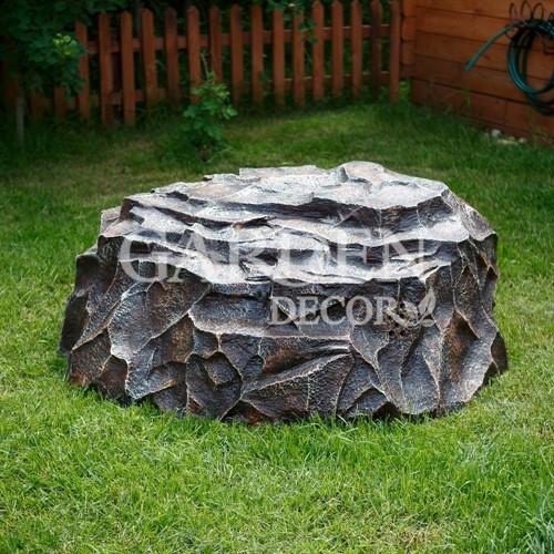 Крышка для септика Камень большой 90 см U07955 - фото 43389