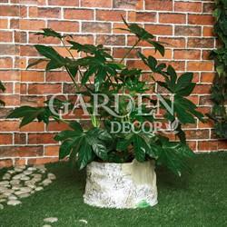 Садовое кашпо