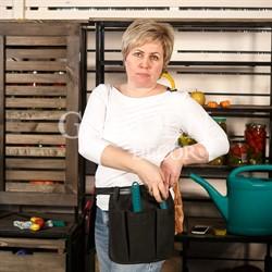 Пояс для садовых инструментов фото