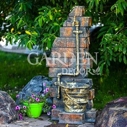 Умывальник садовый U07557