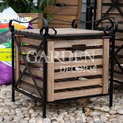 Ящик для хранения урожая