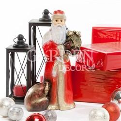 Новогодняя фигура Дед Мороз