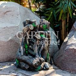 Декоративный фонтан для садового и дачного участка