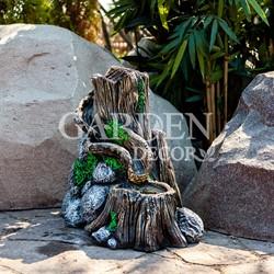 Декоративный фонтан для садового и дачного участка.