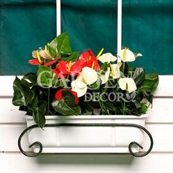 Подставка балконная для цветов 51-031