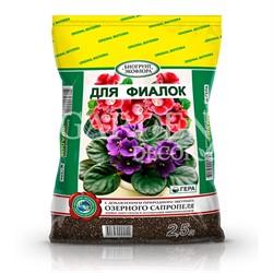 БиоГрунт для фиалок 2,5л (15)