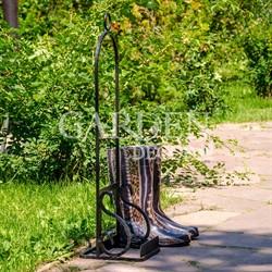 Чистилка садовая для обуви металлическая 62-023