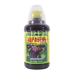 Удобрение Здравень Аква для винограда 0,5л с мерным стаканчиком