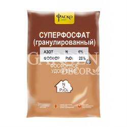 Удобрение Суперфосфат Гранулированный 3кг минеральное (10)