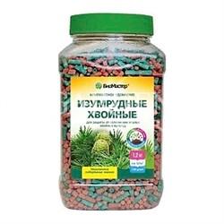 Удобрение БиоМастер Изумрудные хвойные, 1,2 кг (5)