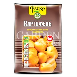 Удобрение Картофель 3кг минеральное (10)