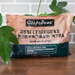 Раскислитель Огородник Известняковая (доломитовая) мука 2 кг (10)