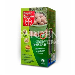 Престиж 60мл для защиты картофеля от вредителей