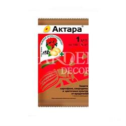 АКТАРА-1,2мл ампула против вредителей