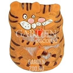 Кашпо Тигрята с леденцом 15*12*9см 0,7л