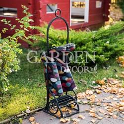 Сушилка для обуви металл садовая