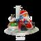 Подставка под елку Дед Мороз со Снеговиком U07811 - фото 44347